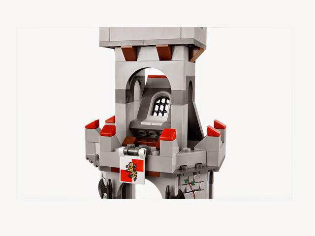 7948 レゴ 王国前線基地