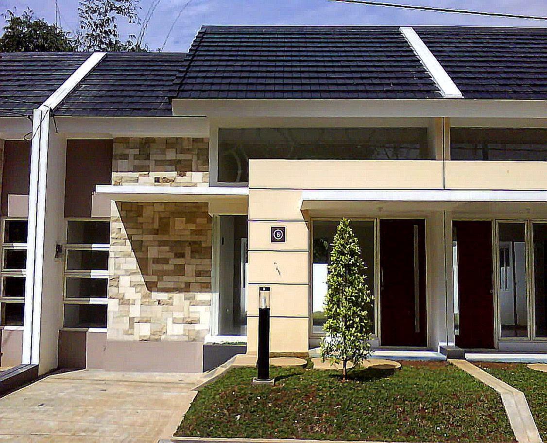 Memilih warna cat exterior rumah minimalis ide desain for Design minimalis