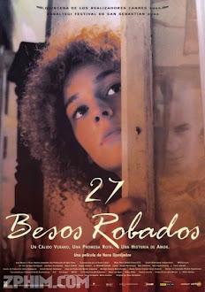27 Nụ Hôn Còn Thiếu - 27 Missing Kisses (2000) Poster