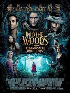 Khu Rừng Cổ Tích - Into The Woods poster