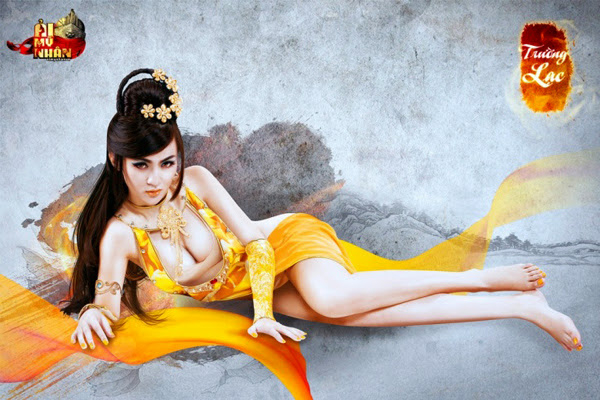 Ải Mỹ Nhân khoe cosplay nóng bỏng đón Closed Beta - Ảnh 6