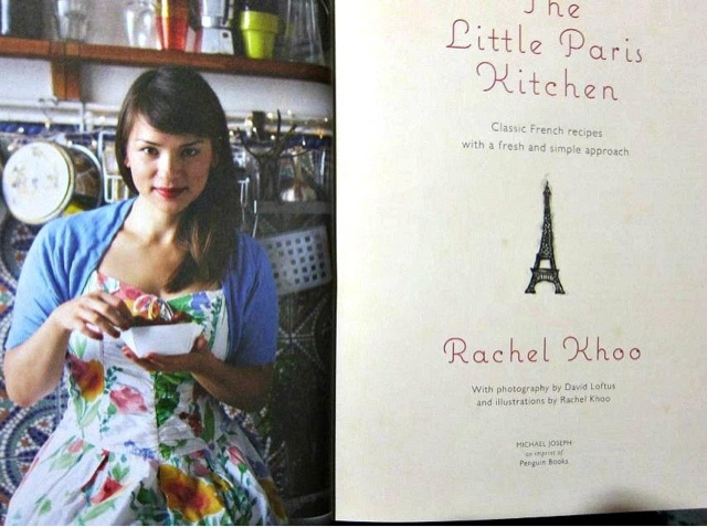 Iu0027m So Pleased Rachel Khoou0027s The Little Paris Kitchen:120 Simple But  Classic French Recipes Has Finally Come Out In The US (last Week).