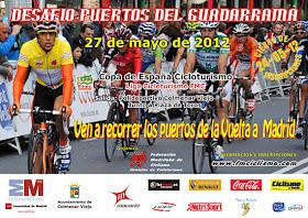 II Marcha ciclista 'Desafío Puertos de Guadarrama'