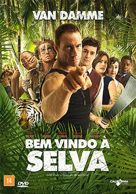 Filme Poster Bem-Vindo à Selva DVDRip XviD Dual Audio & RMVB Dublado