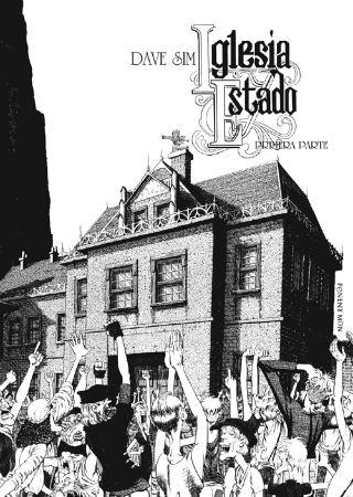 Cerebus - Iglesia y Estado - Dave Sim