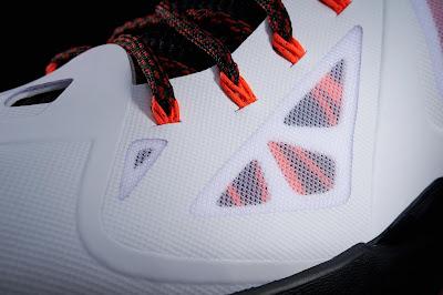 nike lebron 10 gr miami heat home 6 06 Release Reminder: Nike LeBron X MIAMI HEAT Home