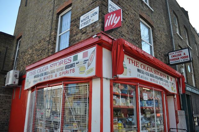 Olga+Stores+Italian+provision+store+White+Lion+Street+Penton+Street
