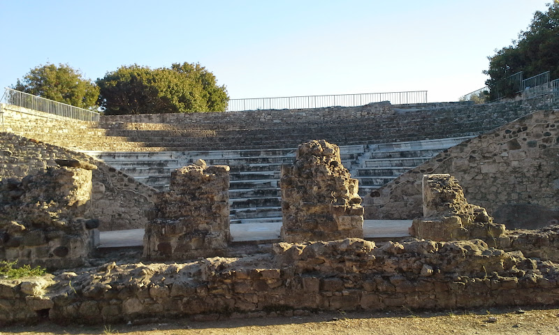 Roman Odeon in Kos