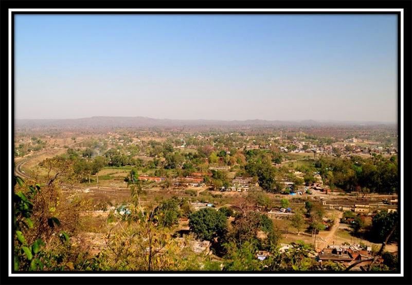 Barwadih Town
