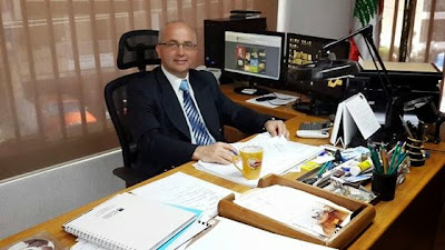 Our CEO. Mr. Abdallah Absi