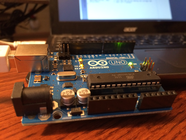 Arduino programming on Chromebook is now possible
