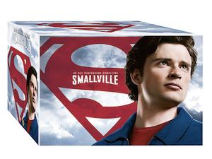 DVD - Coleção Completa Smallville