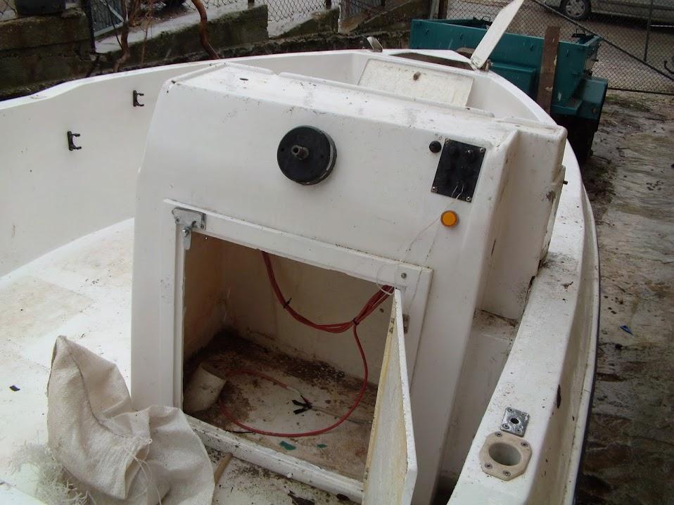 Лодки Second-hand Нов Внос DVCI5295