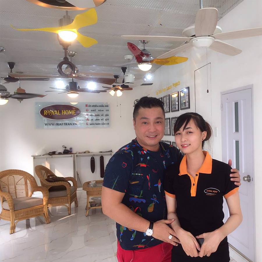 Hãy đến với quattran.vn để trải nghiệm sự khác biệt rõ nét trong cung cách phục vụ từ nhân viên bán hàng tại Royal Home