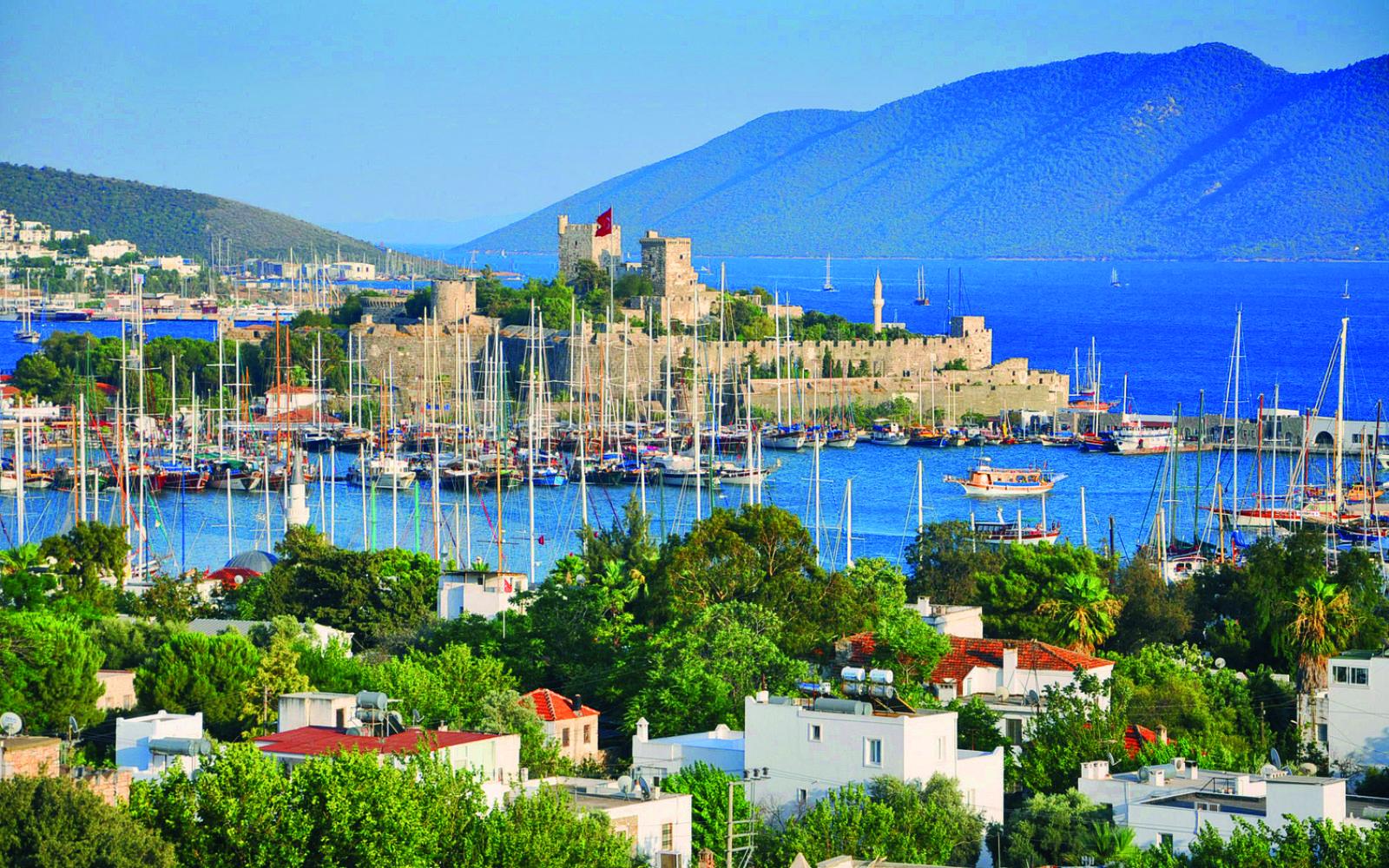 Горящие туры в Бодрум в Турцию