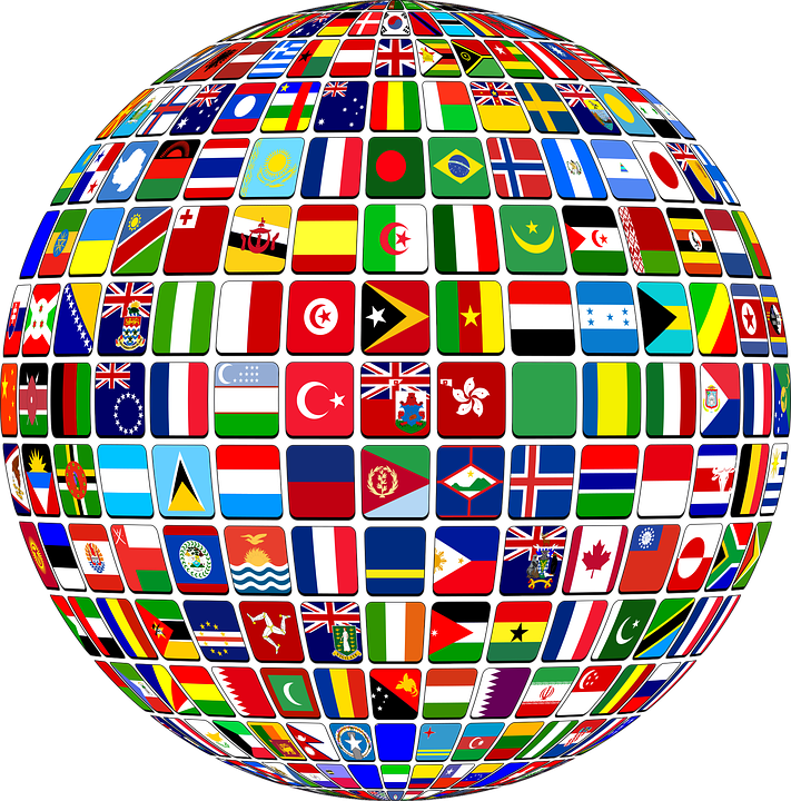 Free vector graphic: International, World, Flags - Free Image on ...
