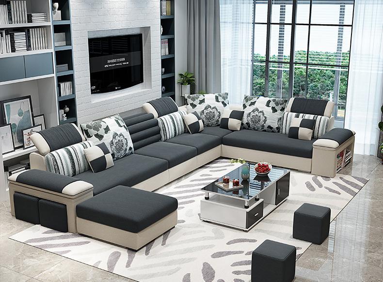Sofa phòng khách hiện đại và sang trọng SFN020