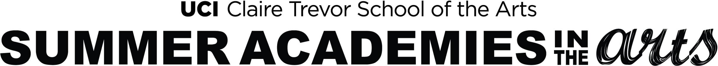 Summer Academies in the Arts