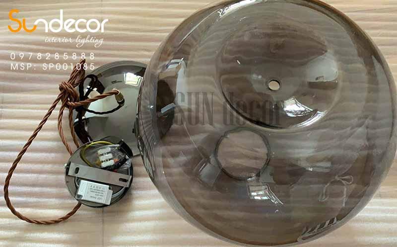 Đèn Thả Trần Cao Cấp Trang Trí Bàn Ăn - SP001085
