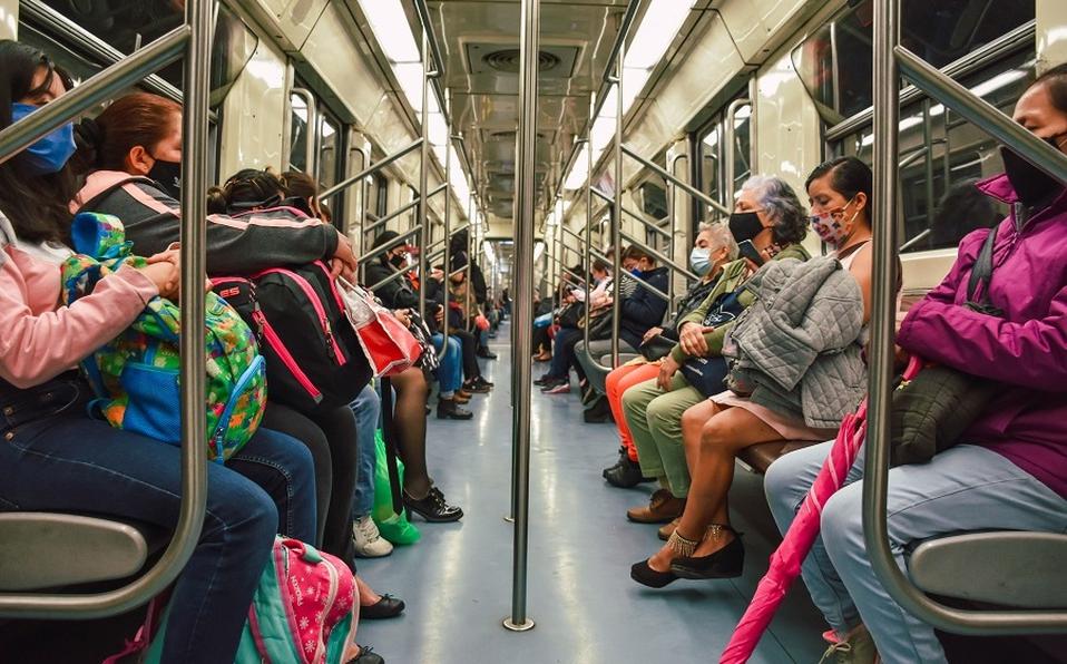 Metrô da Cidade do México é um dos maiores e mais movimentados das Américas (Fonte: TV Milenio/Reprodução)