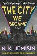 Cover image for City We Became