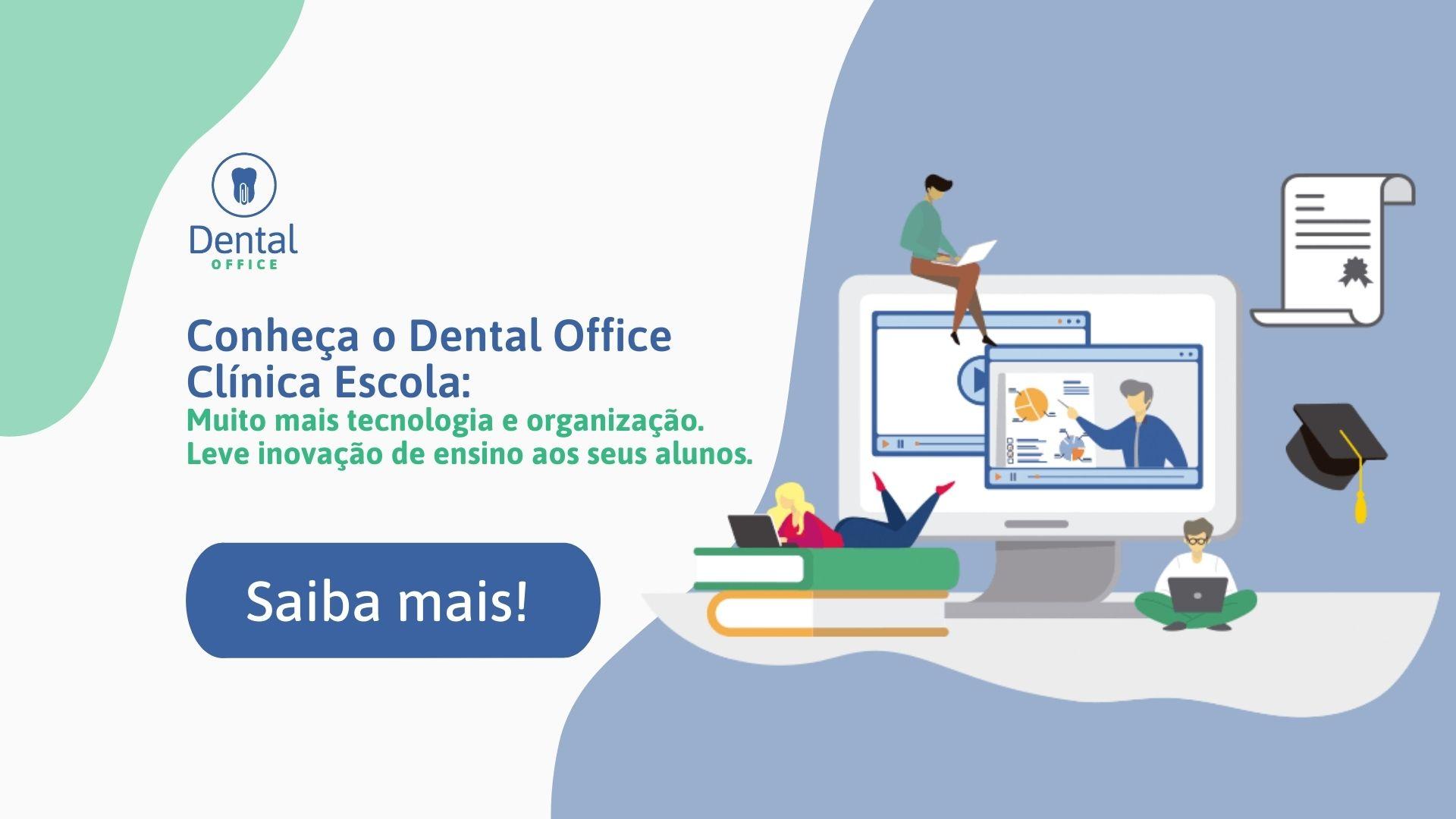 sistema para clínica escola de odontologia