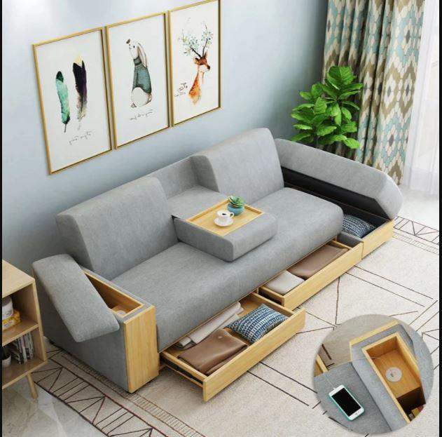 bàn sofa đa năng