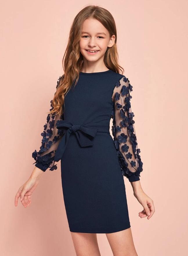 black-tie-optional-attire-girls