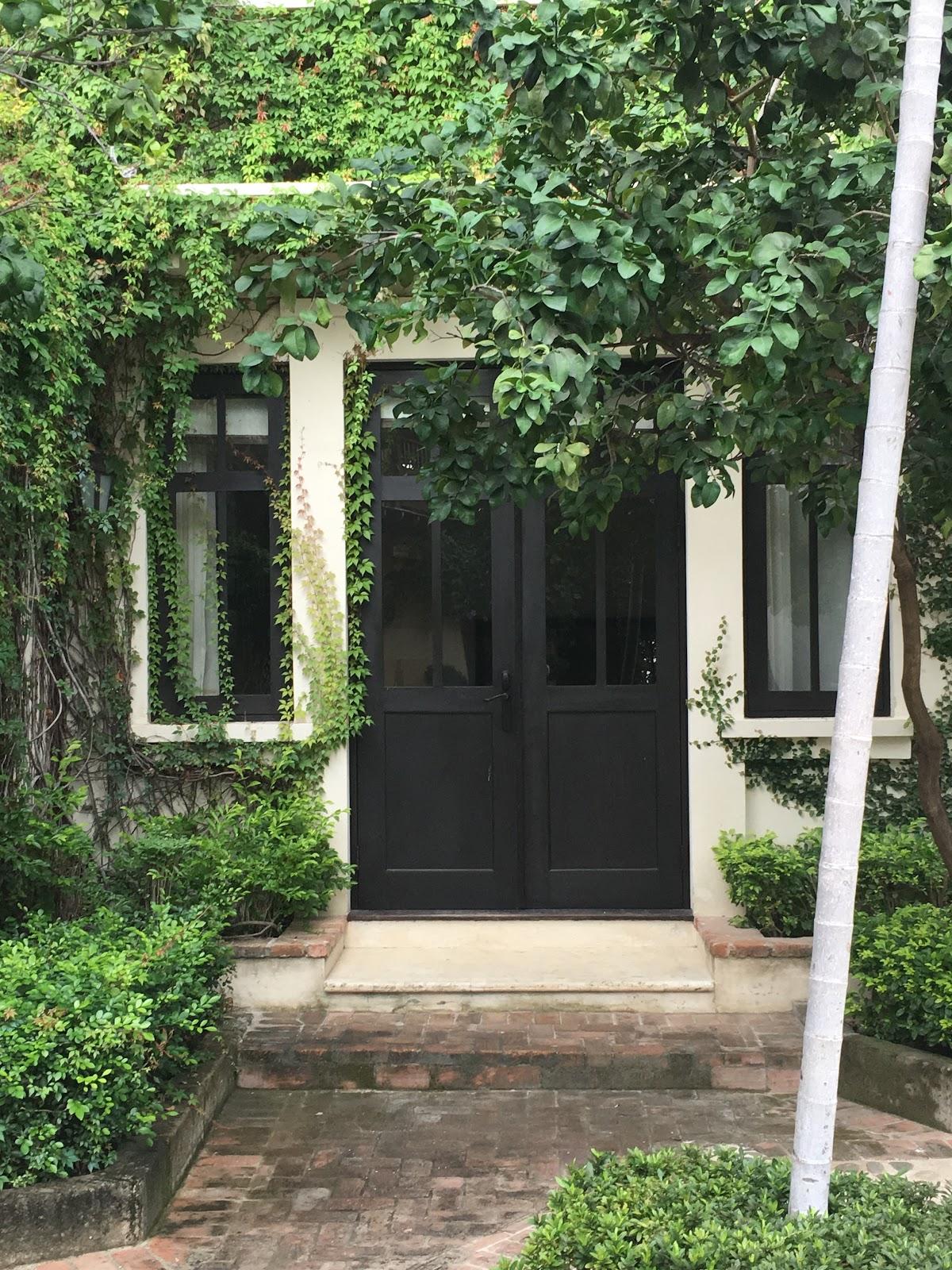 Casa del Alba Studio Entrance