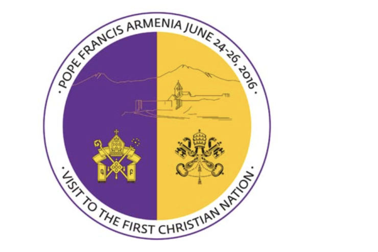 pope francis to armenia