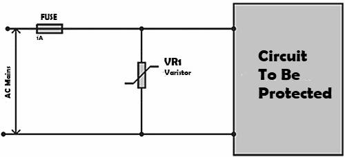 MOV电路图