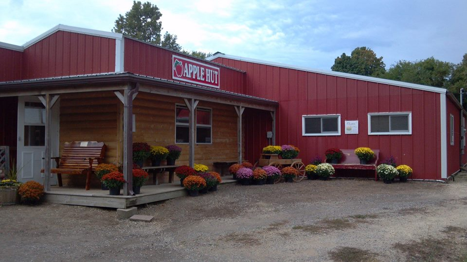Apple Hut Beloit WI