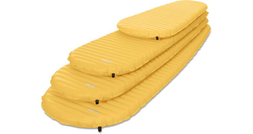 air mattress sleeping pads