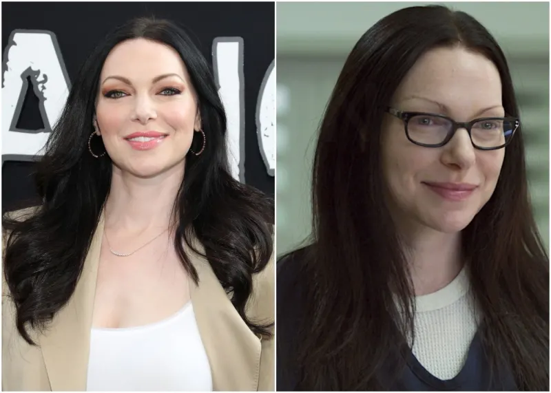 Laura Prepon - Alex Vause Orange is the new Black protagoniste