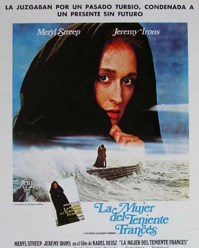La mujer del teniente francés (1981, Karel Reisz)