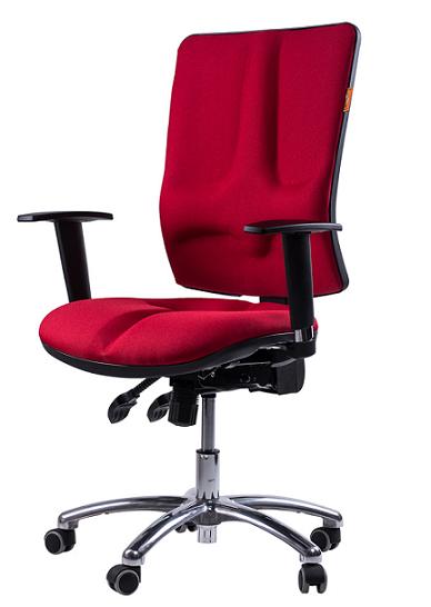 krzesło biurowe Business na chory kręgosłup