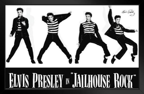 Image result for jailhouse rock