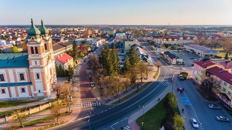 Raport o stanie miasta Biłgoraja za 2019 rok - Biłgoraj