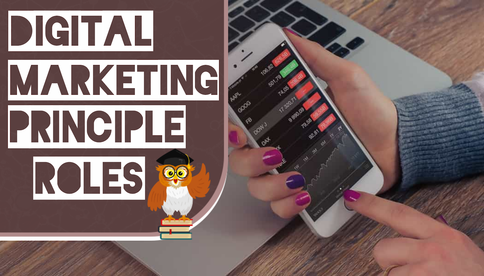 principle roles of digital marketing
