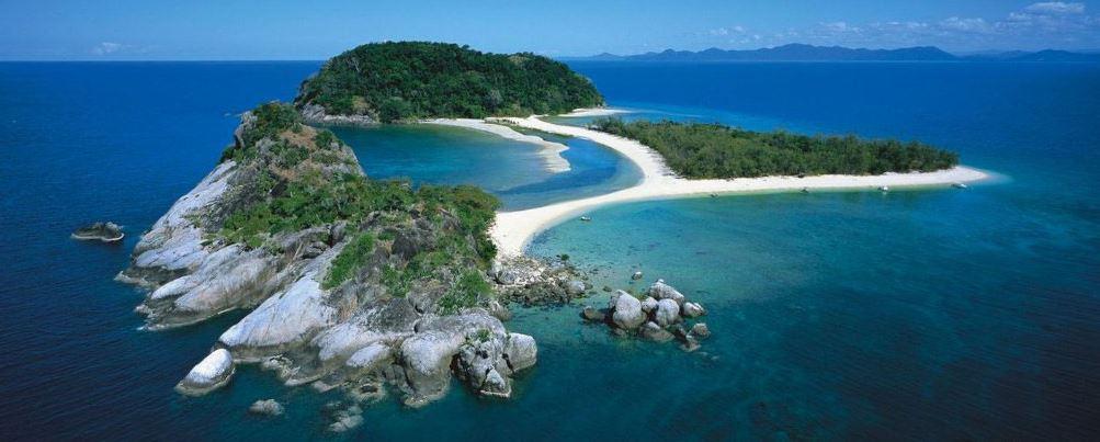 Snorkel Frankland Islands