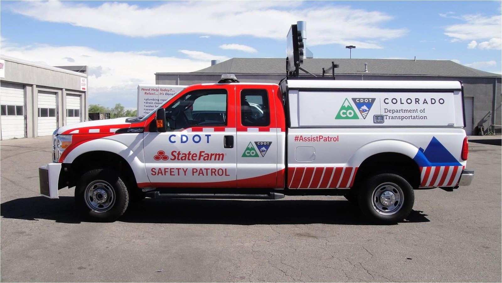 ... which expanded to Colorado Springs in 2016, patrols I-25 between North Academy Blvd and South Academy Blvd, to provide assistance to passenger vehicles.