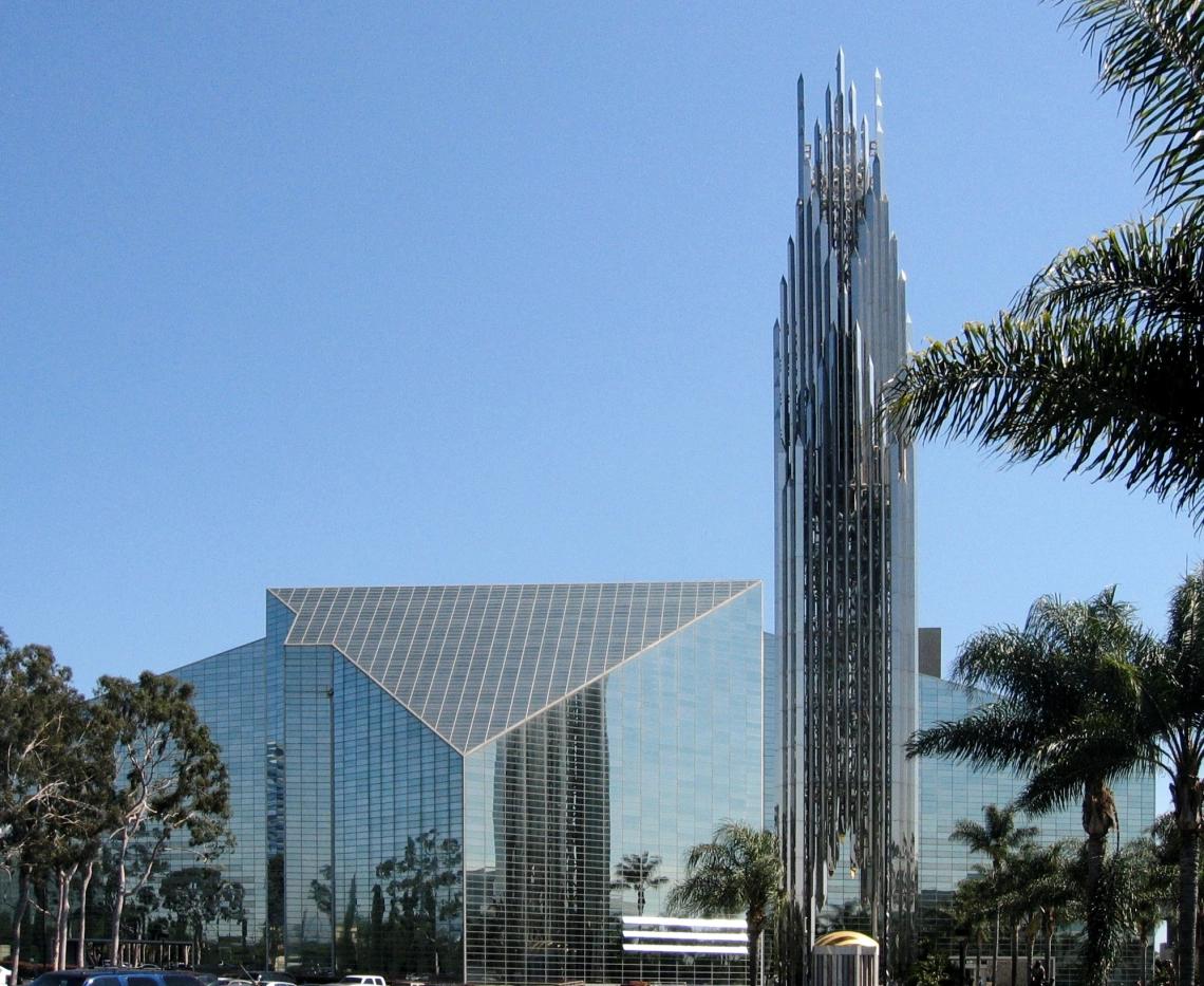 Nhà thờ Chính tòa Kính (Crystal)