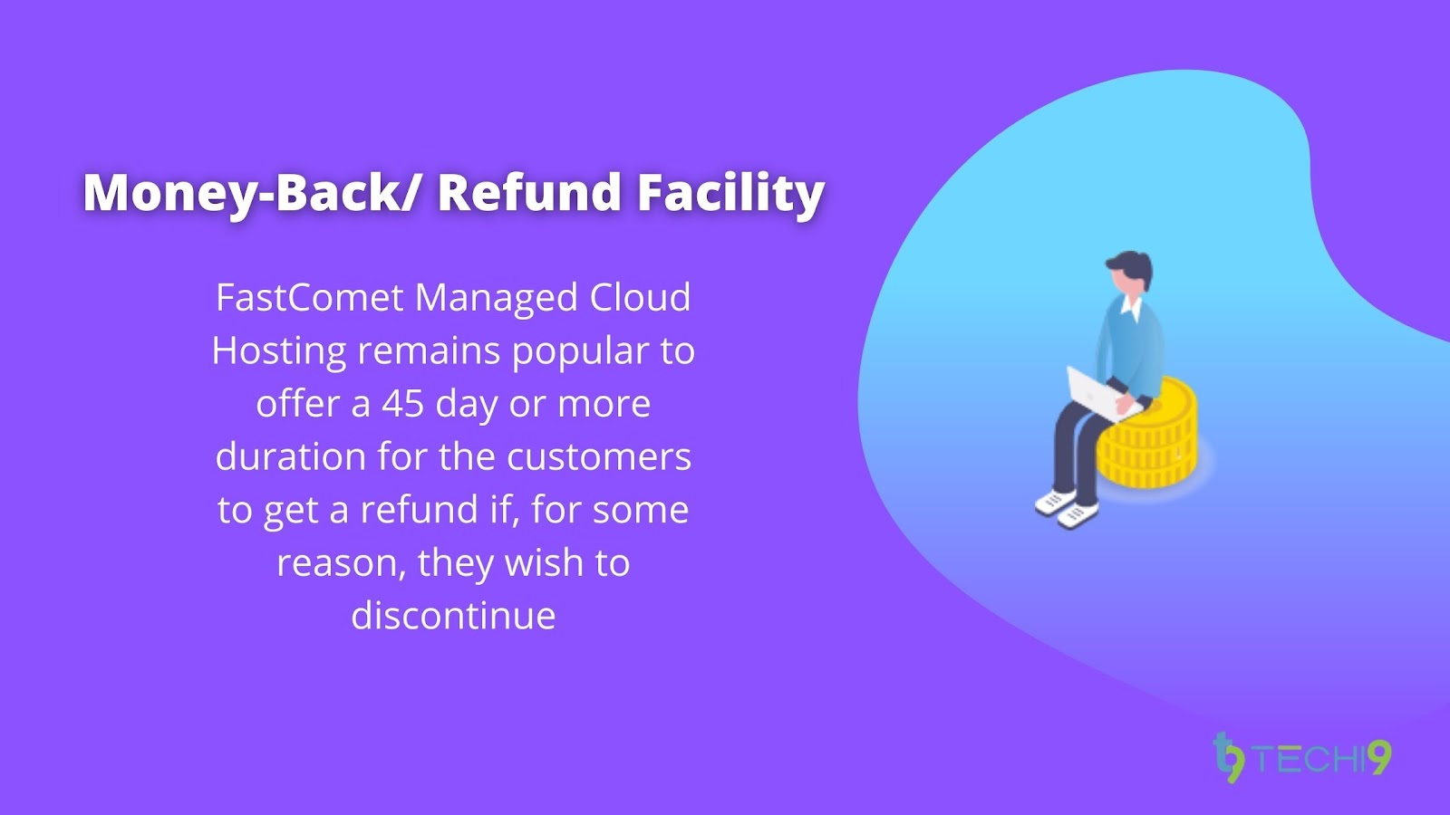 FastComet Money-Back/ Refund Facility