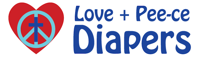 Love + Pee-ce Diapers
