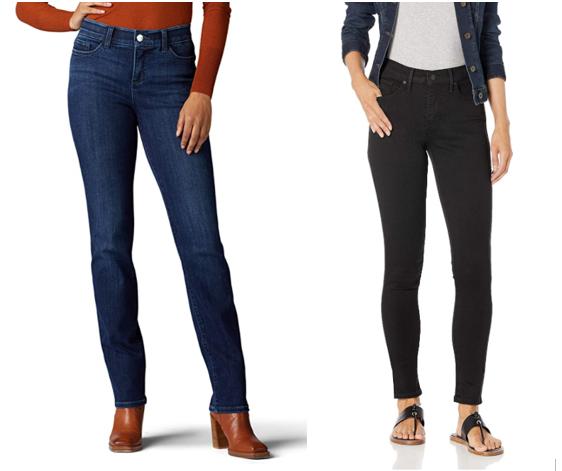 classic wardrobe essentials jeans amazon