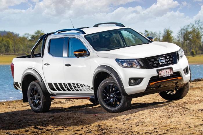 Nissan Navara N-TREK รุ่นพิเศษในออสเตรเลีย