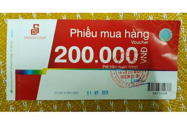 Gợi ý địa chỉ thu mua phiếu quà tặng Coopmart uy tín nhất tại Hà Nội