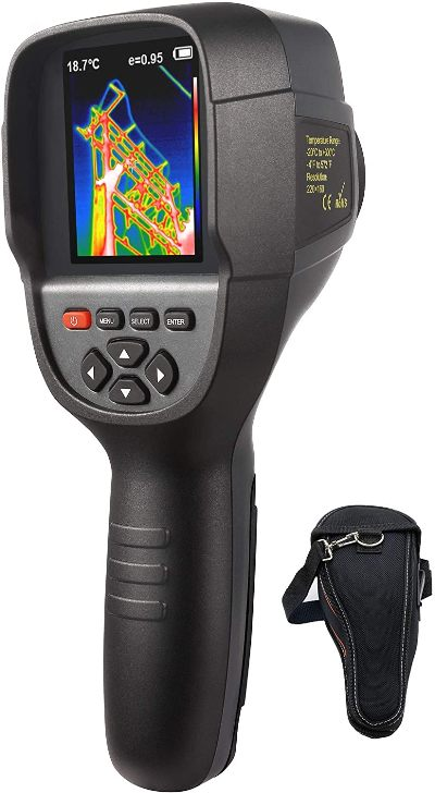 HTI 220 x 160 IR Resolution Infrared Thermal Imager