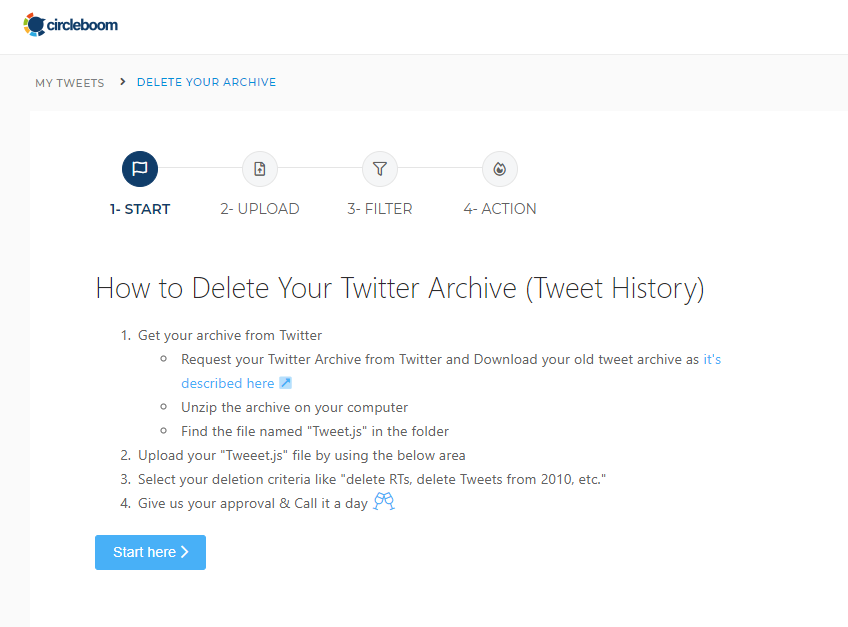 Use these 3 Tricks to Delete Old Tweets in Seconds 1