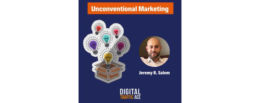 Unconventional Marketing Podcasts logo